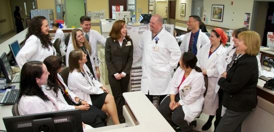 Inpatient Leukemia Team
