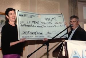 Leukemia Fighters Donation