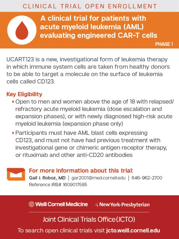 AML_CAR-T_Clinical Trial
